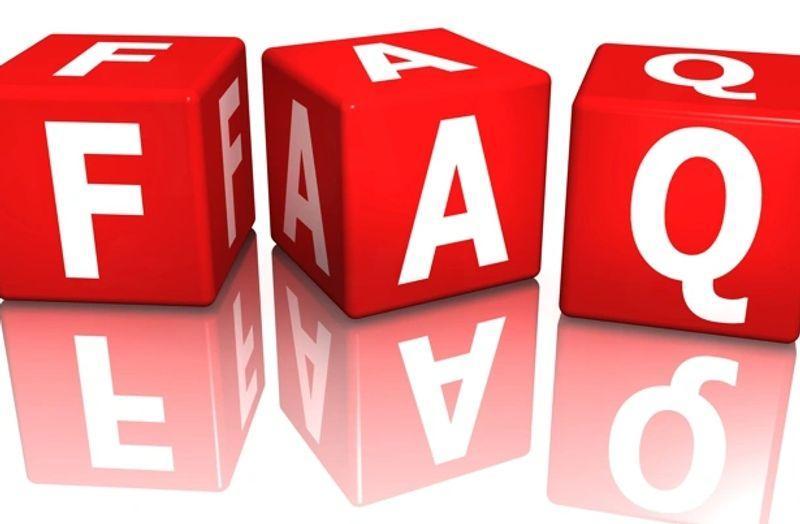 Removals FAQ