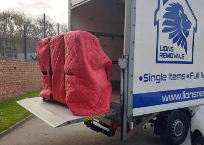 Piano Removals Liverpool