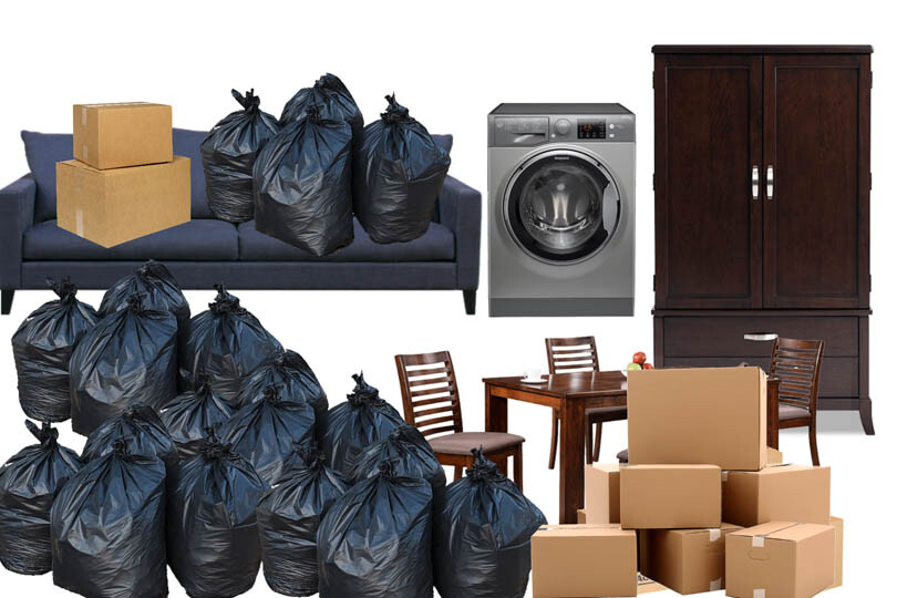 Rubbish Removals Liverpool - Large Load