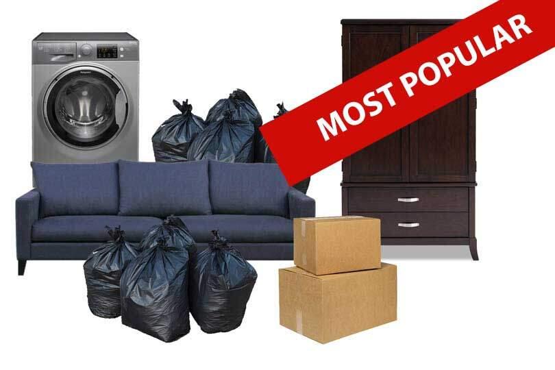 Rubbish Removals Liverpool - Medium Load