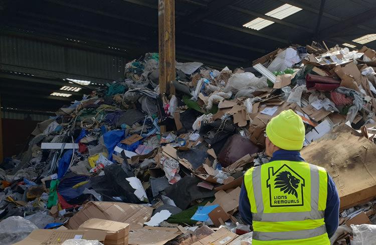 Rubbish Dump Liverpool