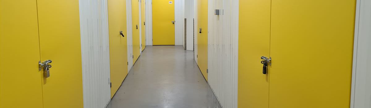 Storage Units in Liverpool